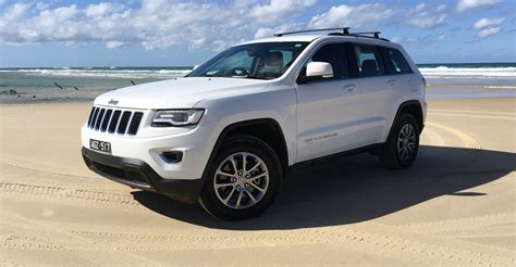 How Much Is A Brand New Jeep 2016 Jeep Grand Laredo Review Fraser Island