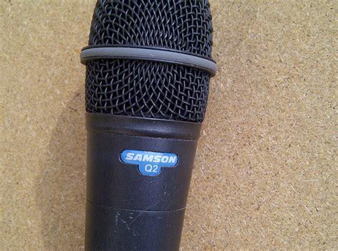 Samson Q2 Usb Microphone samson technologies q2 image 501349 audiofanzine