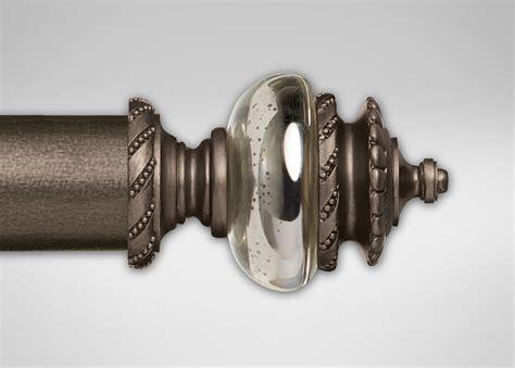 drapery pulls adelaide mercury glass hardware bronze drapery hardware