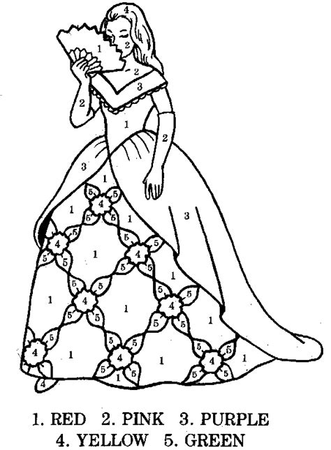 coloring pages by the number free easter colour by number coloring pages