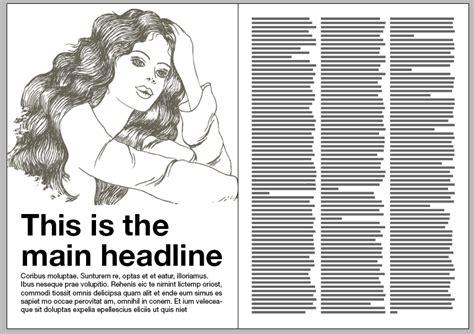 magazine layout reference magazine spreads magazine designing