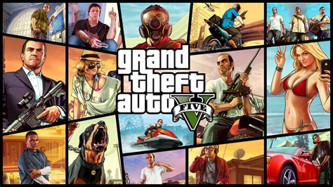 Grand Theft Auto 5 by Grand Theft Auto V Review A Justified Return Trip The