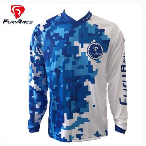 Jersey Downhill fury race new mtb mx dh mountain bike jersey downhill jerseys motocross motorcycle bicycle