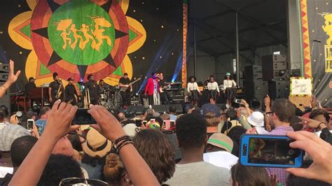 lauryn hill ex factor live lauryn hill perform ex factor live jazzfest 2016 new