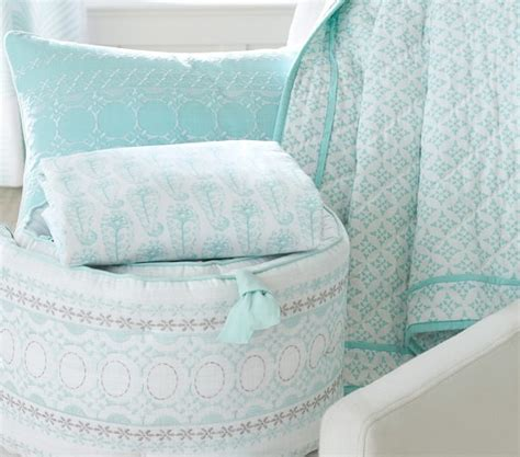 organic kids bedding organic malibu chic nursery bedding pottery barn kids