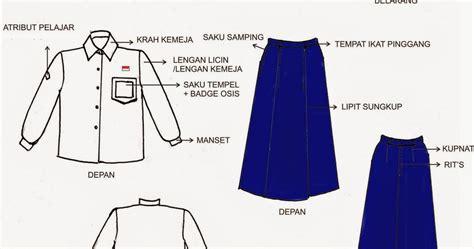 Baju Seragam Sd Negeri Sd Negeri 4 Aikmel Kemdikbud Akan Terapkan 3 Baju Seragam