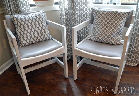 kitchen chair makeover 5 fabulous furniture makeovers page 4 of 7 sand and sisal