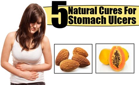 stomach ulcers treatments and cures home