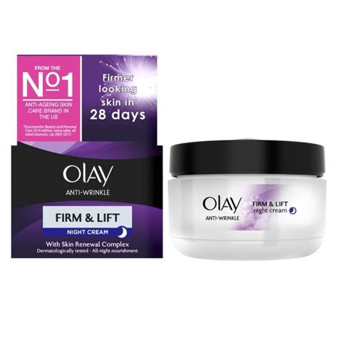 Olay Anti Aging olay anti wrinkle firm lift moisturiser 50ml
