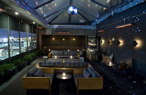 top nyc rooftop bars hotel americano top shelf electric