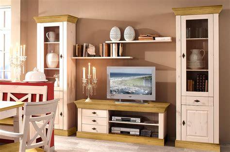 Wohnzimmermöbel Holz Massiv by Wohnwand Kiefer Gelaugt Sonstige Preisvergleiche