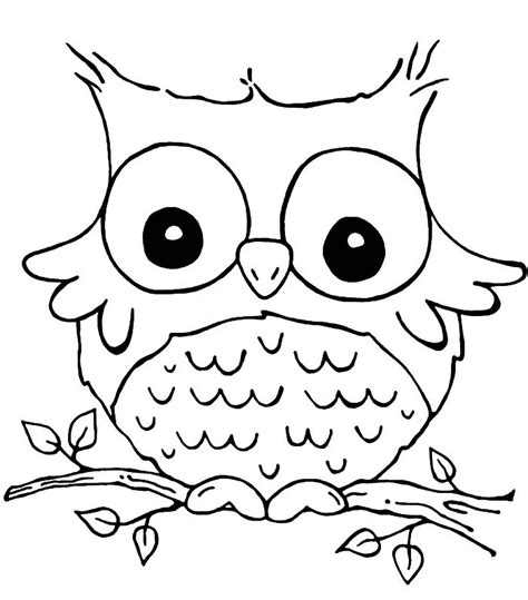 Pictures Of Owls To Color by Picture Of Owls To Color 27 Printable Coloring Pages Of
