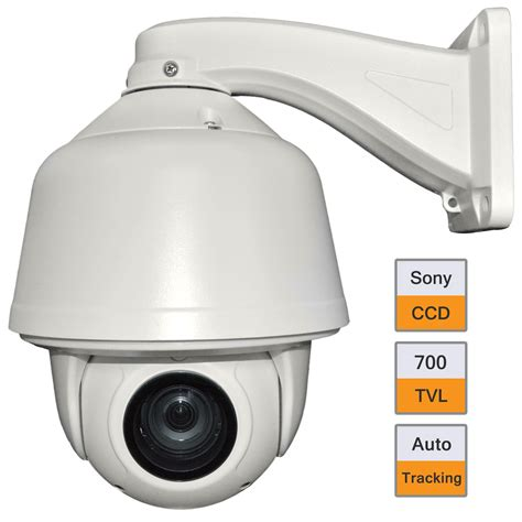 Kamera Cctv Ptz Dome 6 cctv ptz dome outdoor auto tracking sony ccd