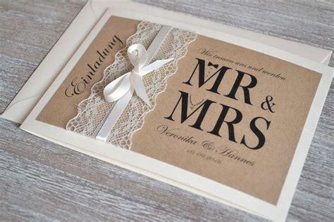 Hochzeit Vintage Einladung by Einladungskarten Zur Hochzeit Einladung Zum Paradies