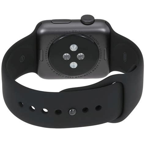 Apple 3 Series 42mm by Apple Series 3 42mm Space Gray Aluminum Gps Only Smartwatch Mql12ll A Apple
