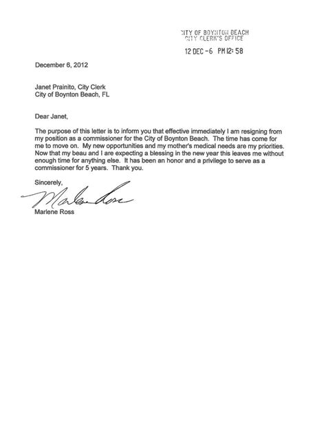 resignation letter for not happy with office management