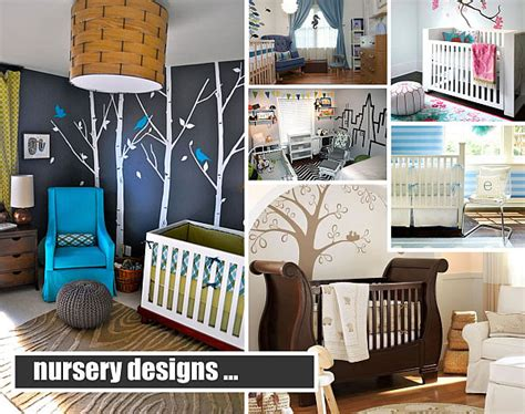 design nursery 25 modern nursery design ideas