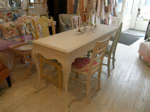 vintage chic furniture schenectady ny the cutest shabby chic dining room set