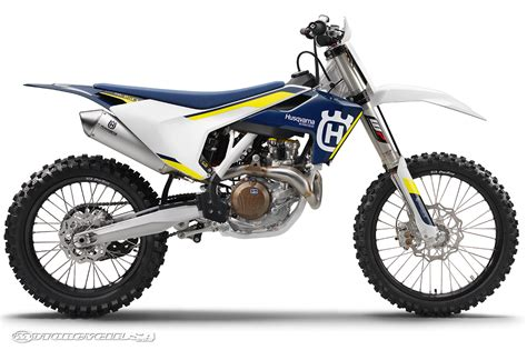 Look 2016 Husqvarna Motocross Bikes Motorcycle Usa