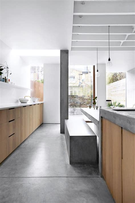 keuken hout en beton keuken van beton en hout 187 eleven fourteen