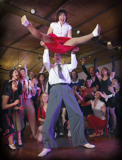 swing dance artists upfront events entertainment booking agency with
