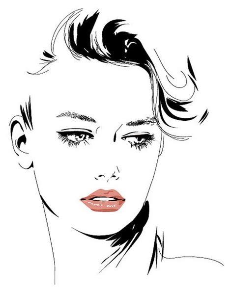 tutorial vector facebook 25 best ideas about vector portrait on pinterest pop
