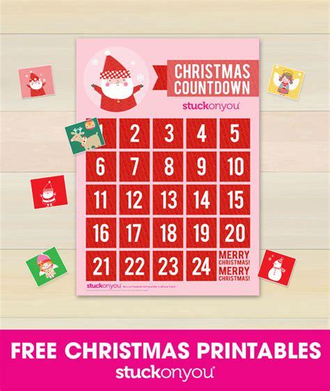 Count Calendar Calendar Count Printables Calendar