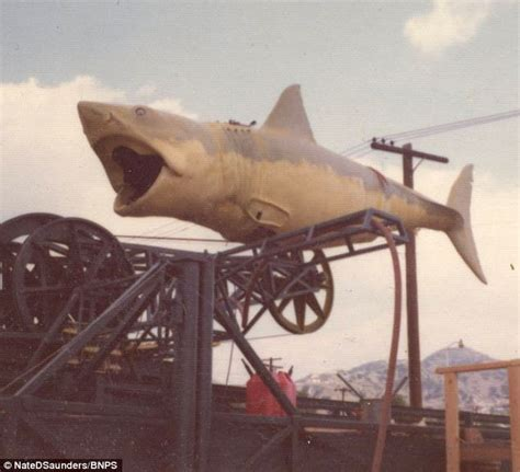 jaws fishing boat scene jaws behind the scenes photographs of up for auction