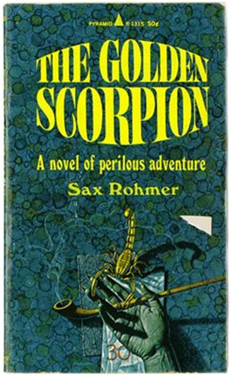 The Golden Scorpion forgotten books 356 the yellow claw and the golden
