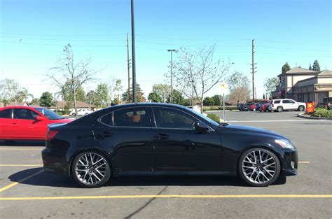 lexus is forums 07 is350 w 19 quot rc350 f sport wheels clublexus lexus