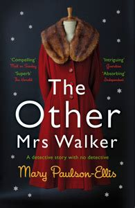 the other mrs walker the other mrs walker winter cover 195 mary paulson ellis