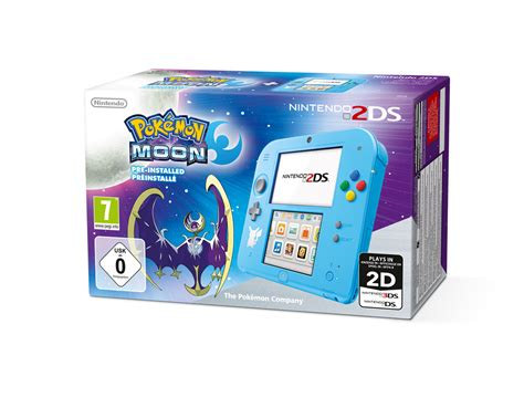 Special Edition Tongkat E Toll 2 Kartu kj 248 p nintendo 2ds special edition moon pre installed