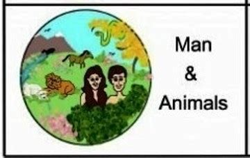 bible stories for children god made the world