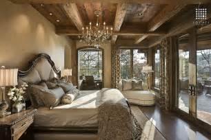 rustic bedrooms design ideas canadian log homes