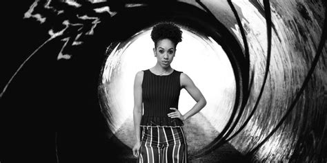 photoshop tutorial james bond doctor who star pearl mackie wants to be james bond