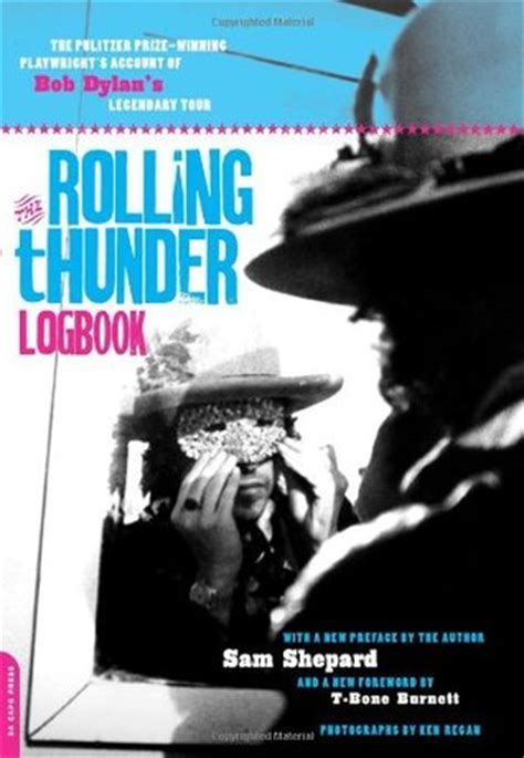 thunder books rolling thunder logbook by sam shepard reviews
