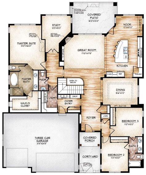 perfect home plans home floor plans picmia