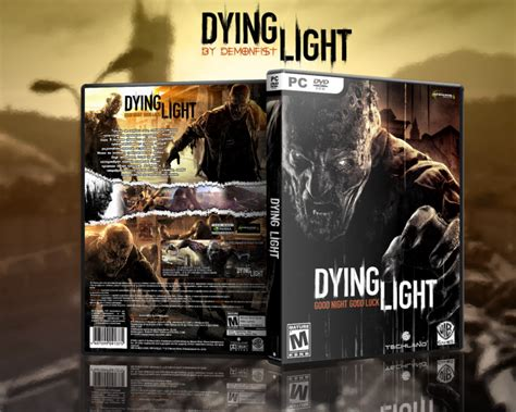 Dying Covers dying light pc box cover by demonfist