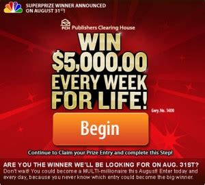 Www Pch Com Sweepstakes Entry - online entry deadline is today pch blog