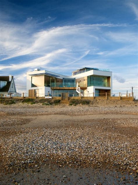 Seagem Camber Sands Beach Style Exterior South East House Camber Sands