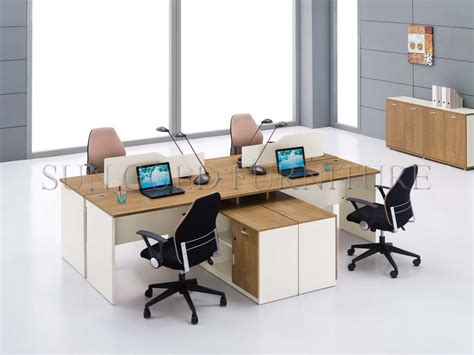 workstation table design china modern design wooden table computer workstation