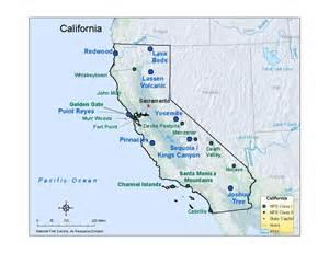 map of california yosemite california map yosemite