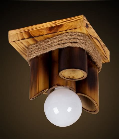 american country retro ceiling ls creative bamboo