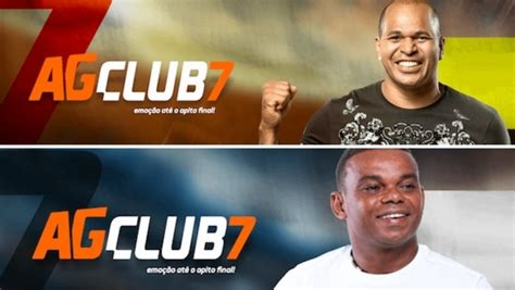 atacantes aloisio chulapa  carlinhos bala sao embaixadores  agclub games magazine brasil