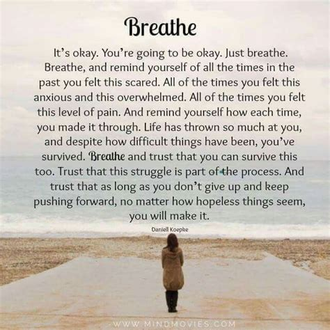 If I Want An Mba Different Than My Bachelors by 17 Best Just Breathe Quotes On Breathe Quotes
