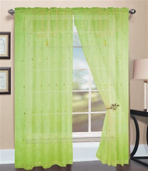 bright green curtains bright lime green curtains and panels for a stylish up to