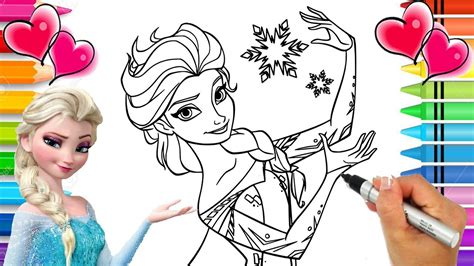 disney frozen  elsa coloring page frozen  coloring