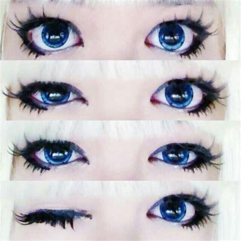 imagenes de maquillaje kawaii maquillaje de ojos kawaii zona de belleza amino