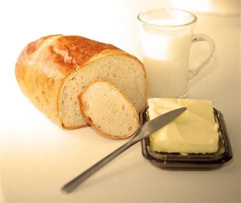 Bread with butter Photo   Free Download