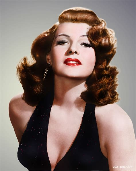 red head actress from 1940s pictures of rita hayworth pictures of celebrities